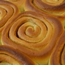 (Cinnamon) Roll-ing along with Wheat Proteins