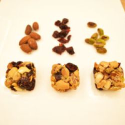 Bars and clusters without the sugar? You bet!